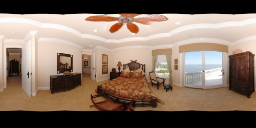 Master Bedroom Panoramic